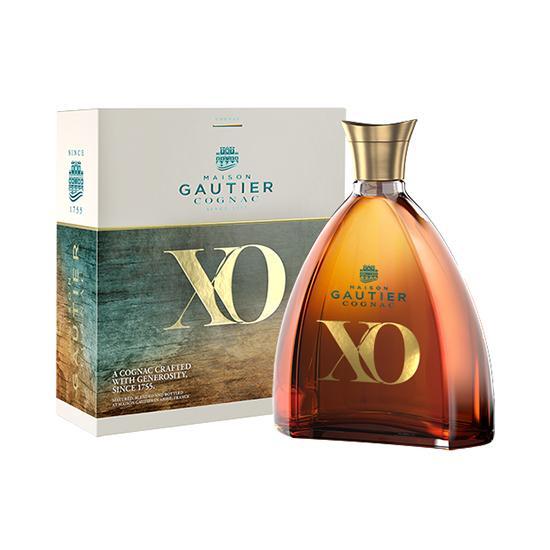 GAUTIER XO, GOLD&BLUE