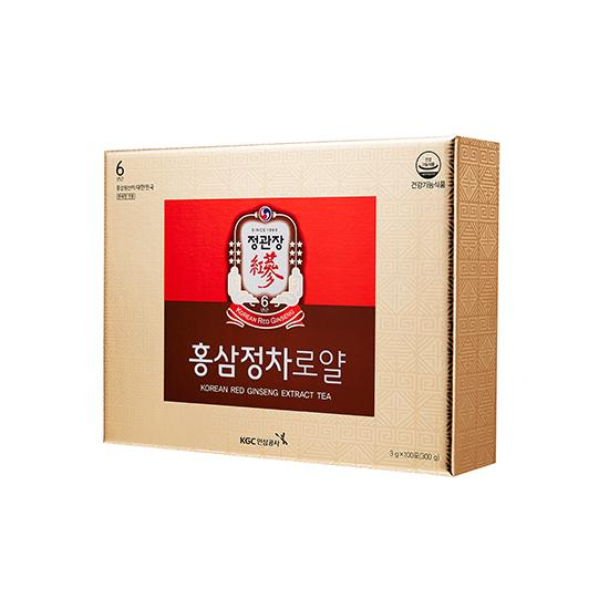 홍삼정차 로얄(100포)