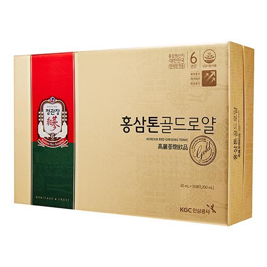 홍삼톤골드로얄(40ml*30포)