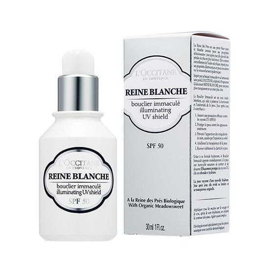 REINE BLANCHE ILLUMINATING UV SHIELD SPF50 30ML 렌느 블랑쉬 일루미네이팅 UV 쉴드 SPF50 30ML