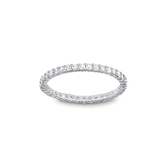 VITTORE:RING 55 WHITE/RHS