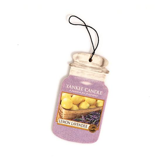 CAR JAR 3PACK Lemon Lavender