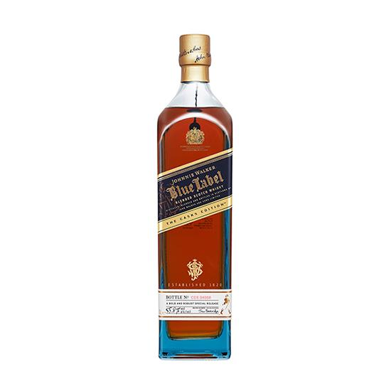 J Walker Blue 6x1L Casks