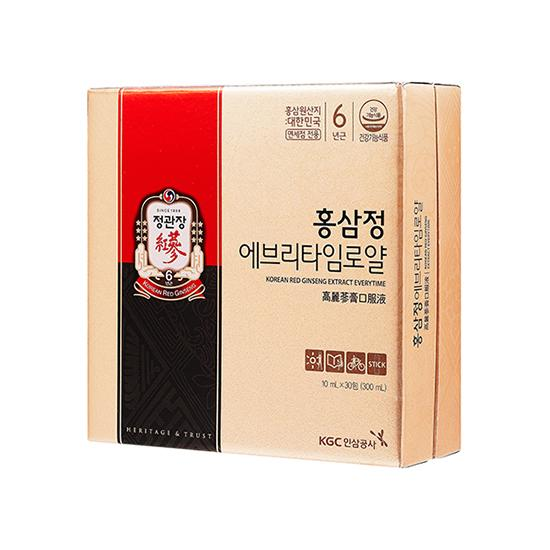 홍삼정 에브리타임 로얄세트