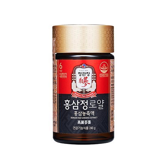 홍삼정 로얄 240g