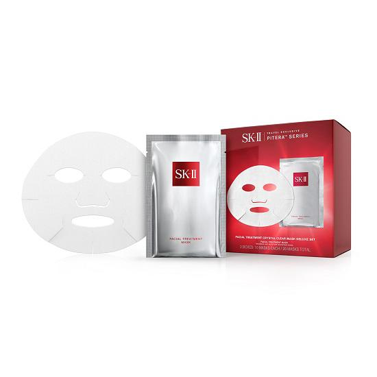 Facial Treatment Mask Duo Set
