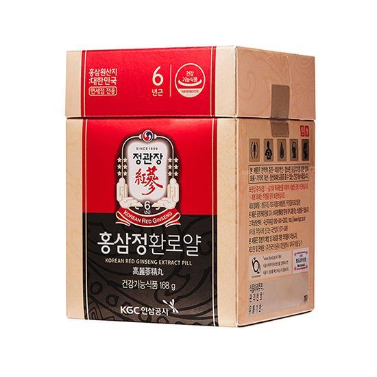 홍삼정환 로얄(168g)