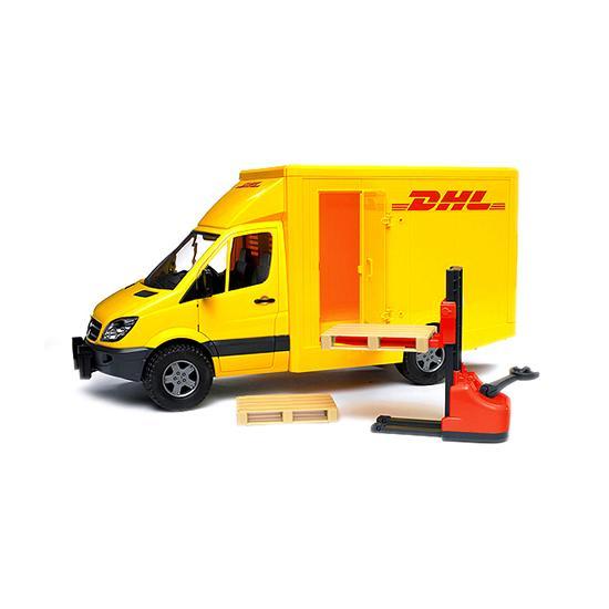 벤츠 트럭 DHL