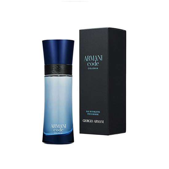 ARMANI CODE COLONIA EDT 75ML SPRAY