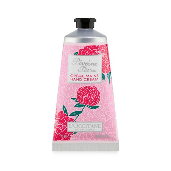 PIVOINE FLORA HAND CREAM 75ML