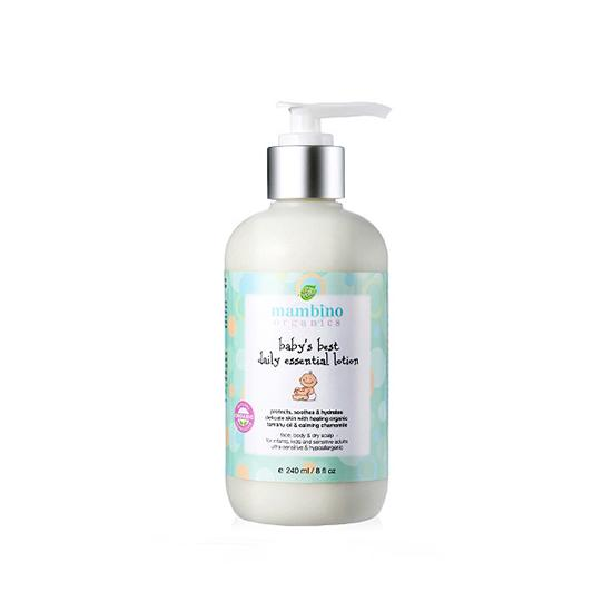 baby best daily essential lotion