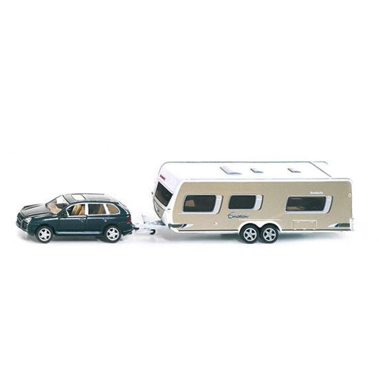 자동차와 캠핑카