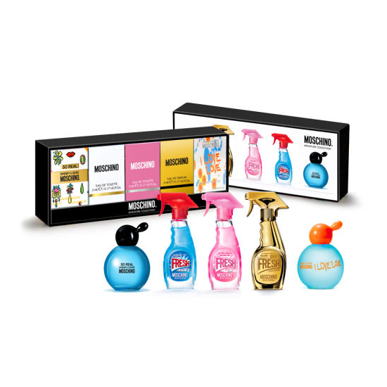 MOSCHINO MINIATURE COLLECTION