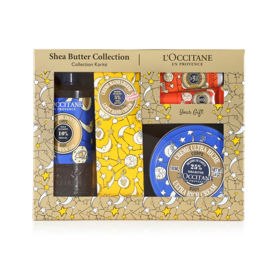 HOLIDAY SHEA BODY COLLECTION