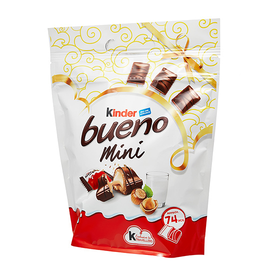 FR-KINDER BUENO MINI T71 400G